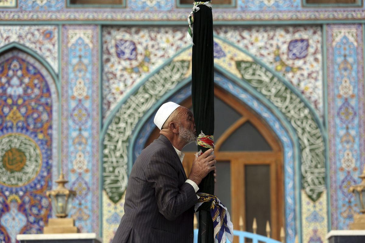 Afganistan, moslim, Kábul, svätyňa, šiít