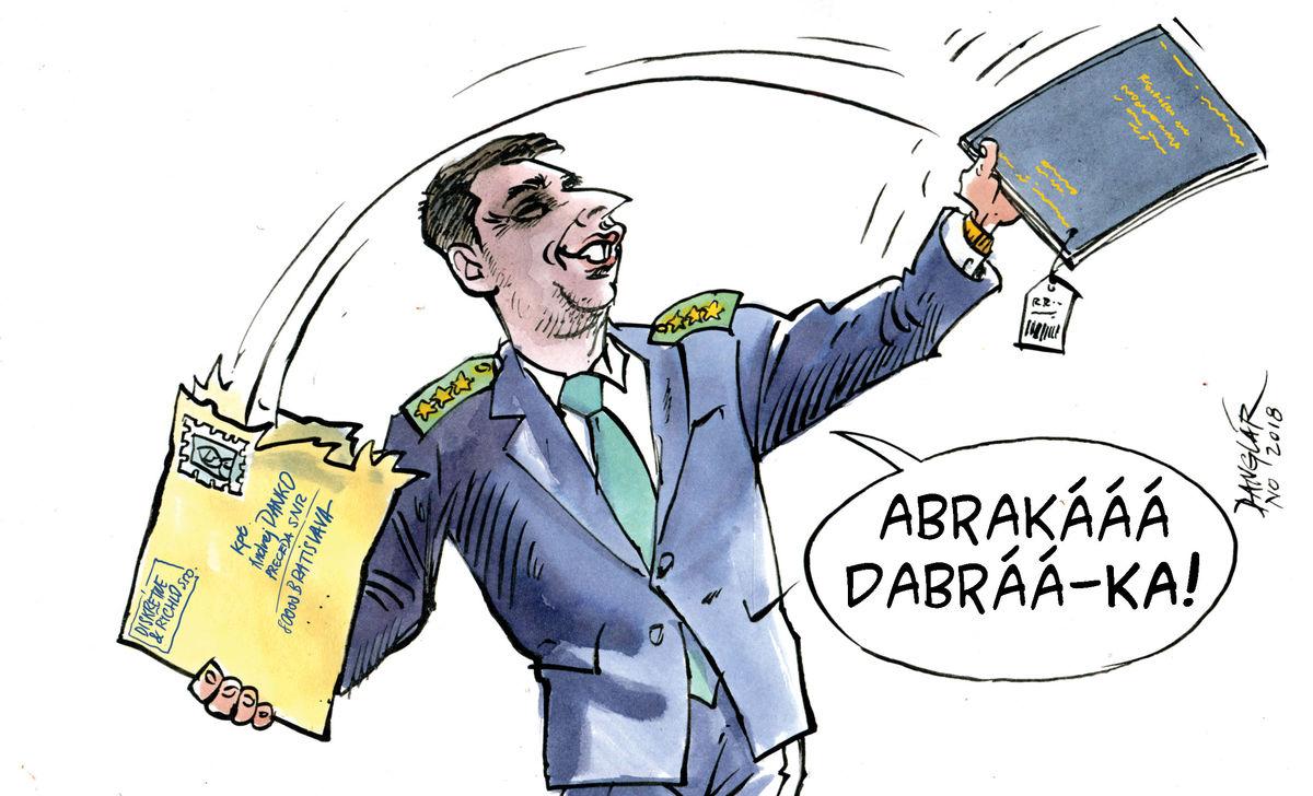 Karikatúra 09.11.2018