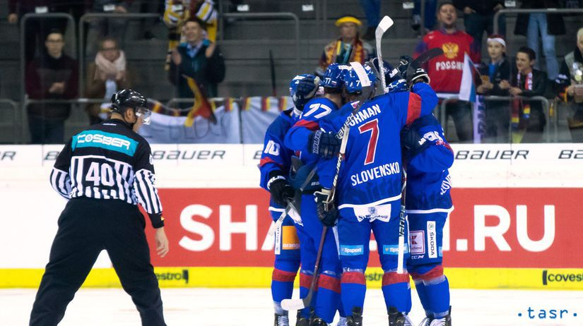 Nemecko hokej Nemecký pohár Slovensko Švajčiarsko