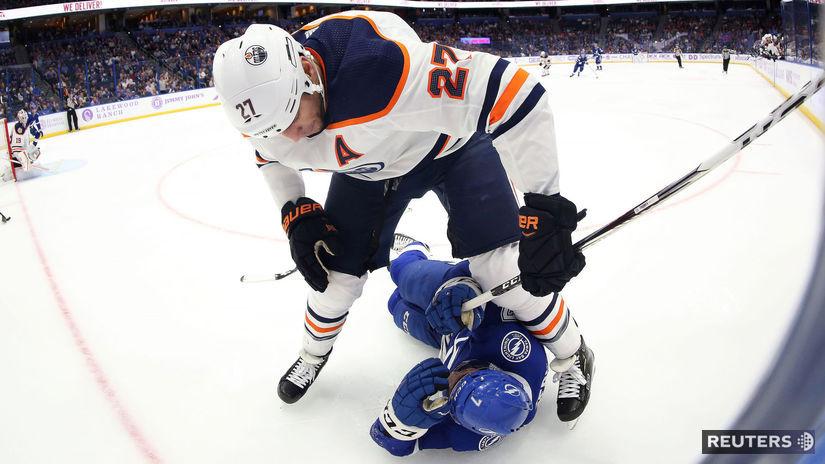 NHL Lucic hokej