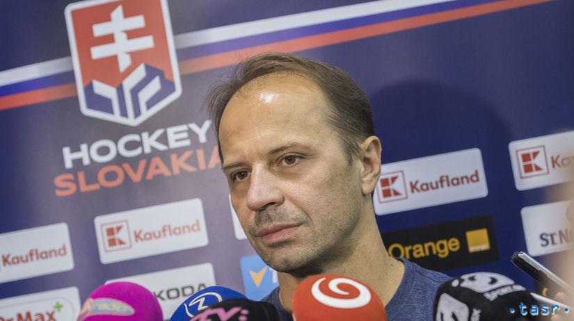 SR hokej repre Nemecký pohár zraz Bratislava BAX