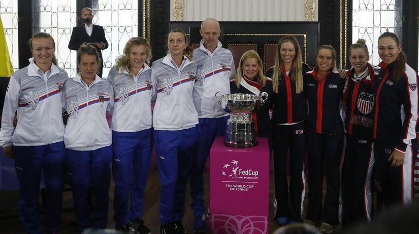 Fed Cup, Česko, USA