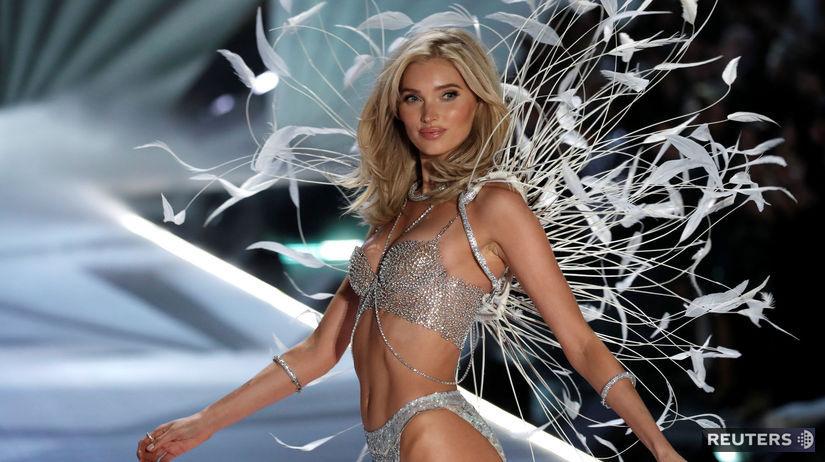 Modelka Elsa Hosk predviedla luxusnú Fantasy...