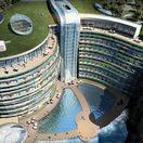nepouzivat, hotel InterContinental Shanghai Wonderland