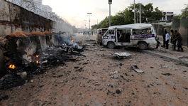 somálsko, výbuch