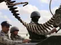 Sýria náboje vojaci