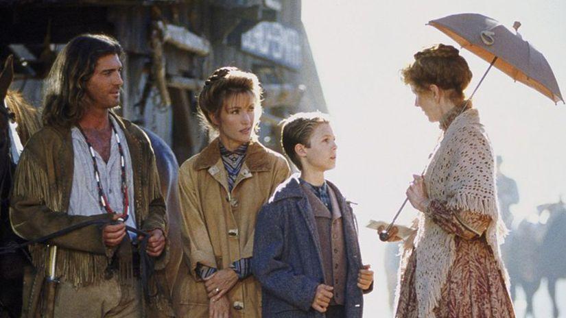 Doktorka Quinnová, Jane Seymour