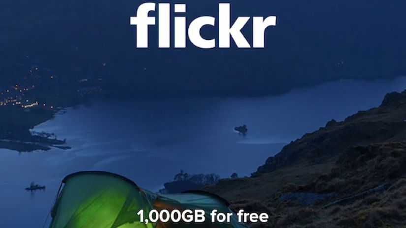 Flickr, fotobanka