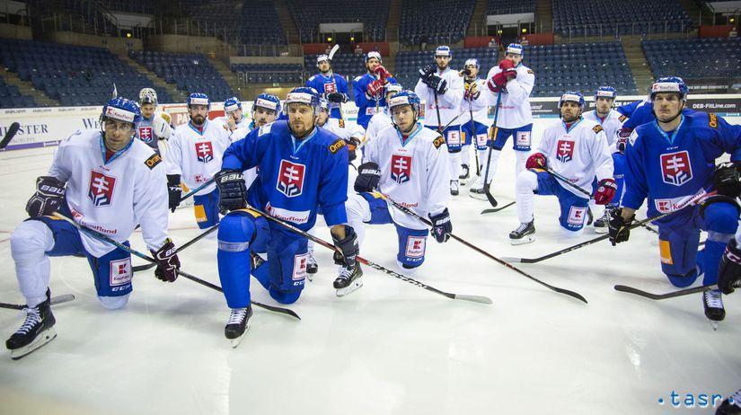 Slovakia, hockey, training