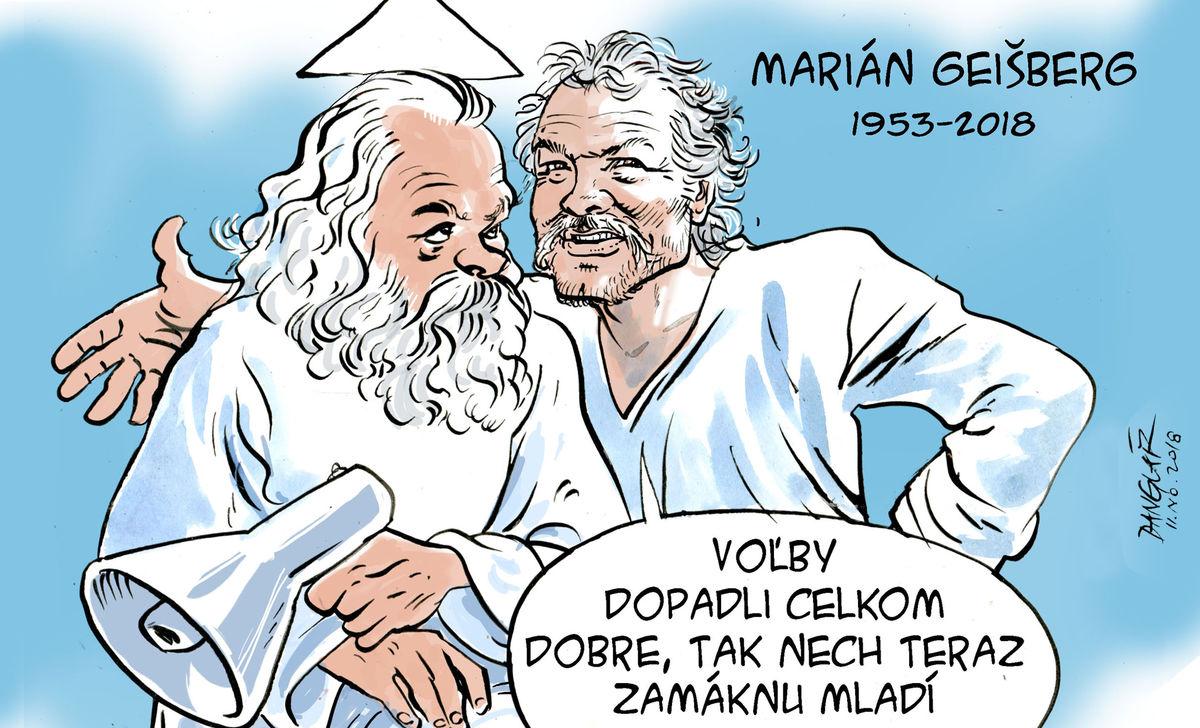Karikatúra 11.11.2018