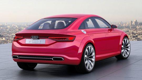 Audi TT sa zmení na Sportback. Doba si to žiada