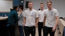 Denis Vavro, Ján Greguš, Marek Rodák