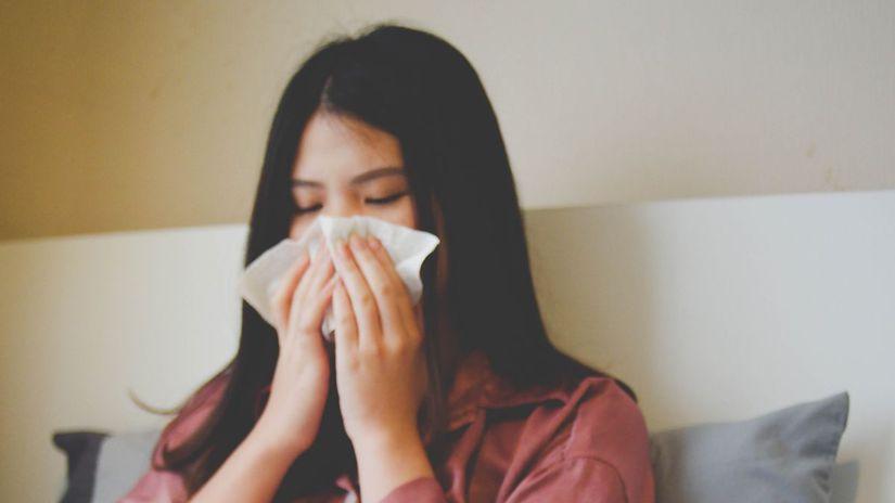 pn, choroba, nádcha, prechladnutie, chrípka