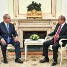 Netanjahu musí čakať na rokovanie s Putinom