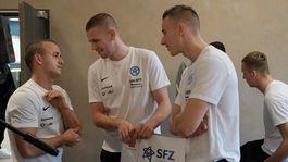 Stanislav Lobotka, Denis Vavro, Ján Greguš