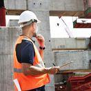 stavbár, robotník, stavba, muž