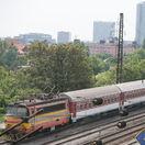 železnice, vlak doprava