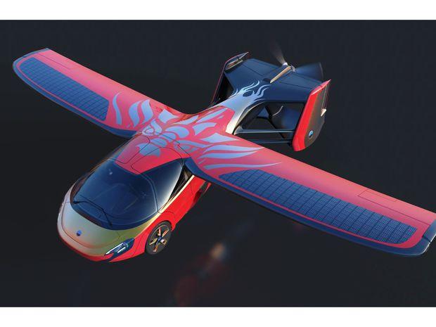 AeroMobil 4.0 Sky Dragon - 2018