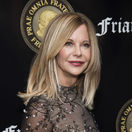 Herečka Meg Ryan na akcii Friars Club Entertainment Icon Award v New Yorku.