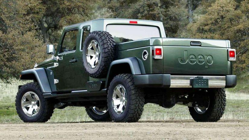 Jeep Gladiator Concept - 2005