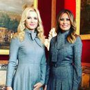 Babišová verzus Trumpová v Paríži: Veď vyzerali ako z kopírky!