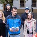 Organizátorov pochodov vypočúvala NAKA, zvolávajú protest. Saková: Sme pod tlakom