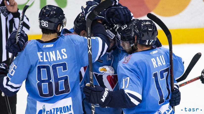 SR Hokej KHL Slovan Chabarovsk BAX