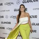 Topmodelka Ashley Graham nechýbala na vyhlásení cien Glamour Women of the Year Awards.