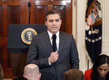 USA súd dom Biely CNN novinár vstup zákaz žaloba