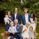Kráľovská rodinka ako z plagátu! Charles oslavuje, najviac sa zabáva malý George