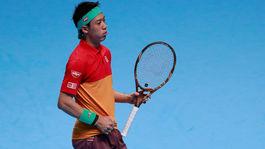 Gavalier z kurtu. Japonec Nišikori zarába viac ako tenisová jednotka eff93490ed3