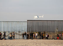 Migranti, karavána, USA, mexiko, tijuana, hranice