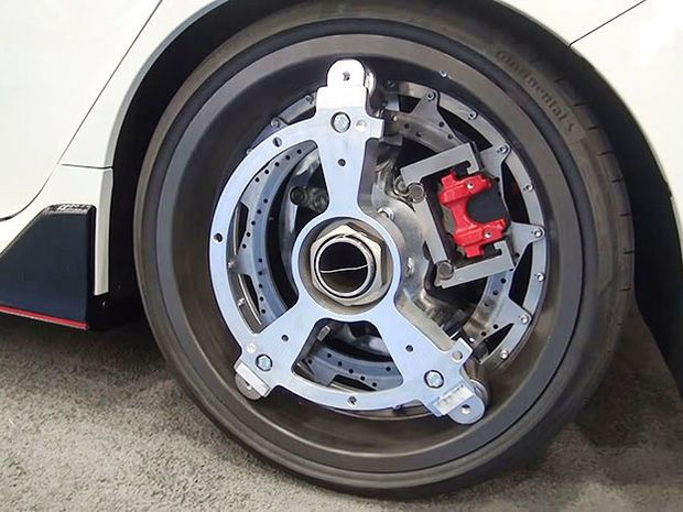 Orbis Wheels - Honda Civic