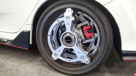 Orbis Wheels: Chcete hybrid alebo štvorkolku? Stačí vymeniť kolesá