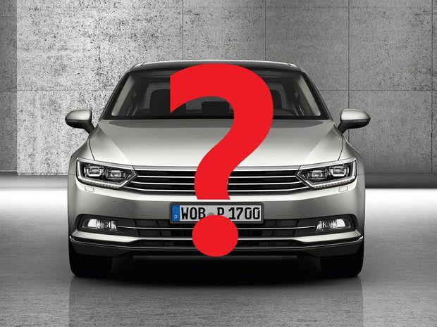 VW Passat - 2015