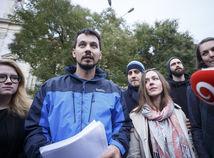 NAKA pozastavila naplánované vypočúvania organizátorov Za slušné Slovensko