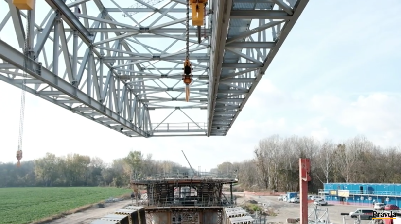 obchvat BA most