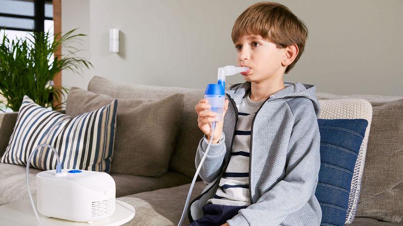 dýchanie, pľúca, respiračné ochorenie, inhalácia