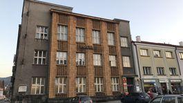 Náchod, Česko, dom, architektúra
