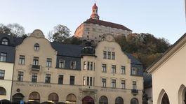 Náchod, zámok, Česko, architektúra