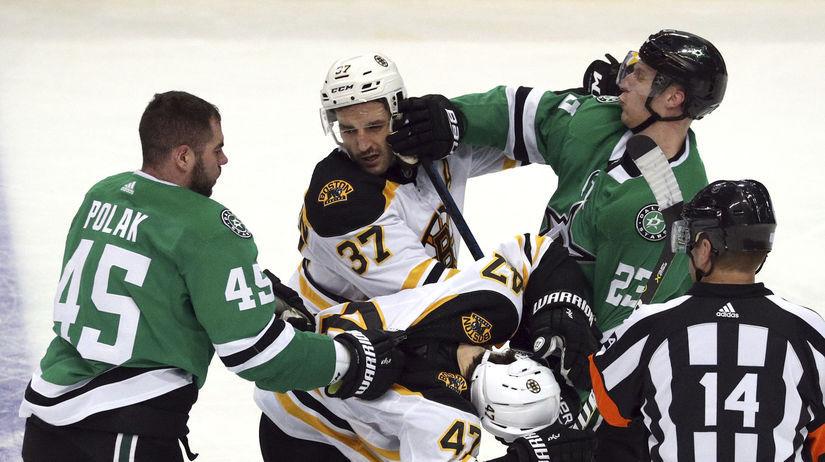 Bruins Stars Hokej NHL