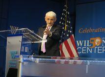 USA Washington Dzurinda prednáška medaila