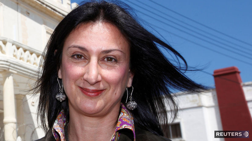 Daphne Caruanová Galiziová