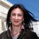Maltská polícia pozná objednávateľov vraždy novinárky Galiziovej