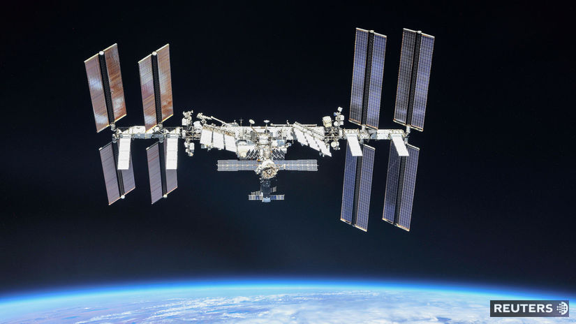 ISS, Medzinárodná vesmírna stanica, vesmír