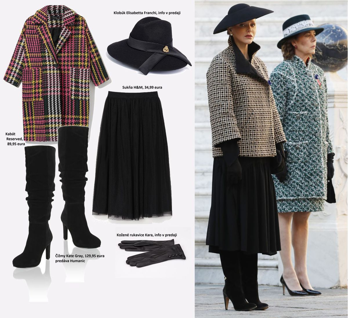 Dokonalá mestská elegancia  Inšpirujte sa 3-krát princeznou z Monaka ... 51dd4b2bf85