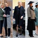 Dokonalá mestská elegancia: Inšpirujte sa 3-krát princeznou z Monaka!