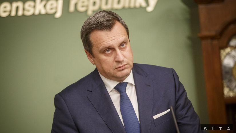 Andrej Danko, NR SR