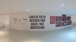 Ladislav Bielik Muž s odhalenou hruďou