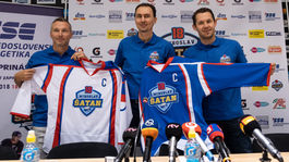 Ľubomír Višňovský, Miroslav Šatan, Ján Lašák